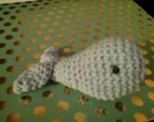 Tiny Whale - Crochet