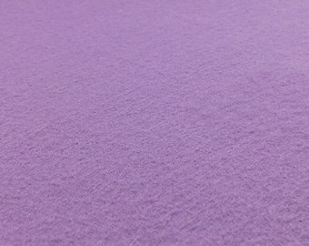 Lilac Felt Sheets - 6 pcs - Rainbow Classic Eco Fi Craft Felt Supplies