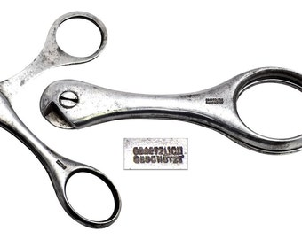 Antique Patented German Champagne Nippers.