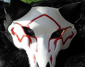 RWBY Inspired Beowolf mask