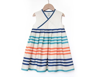 Romantic Summer little dress - CAPRI - only 6 Y