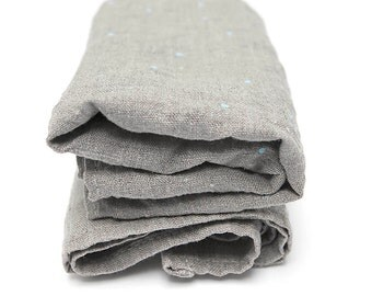 Linen towels washed natural, eco - friendly, handmade linen towels,  kitchen towels, hand  towels, natural linen 100%