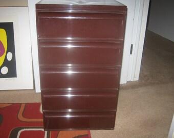 Kartell Filing Cabinet