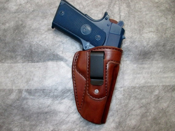 1911 Commander Holster 1911 Commander Iwb in The