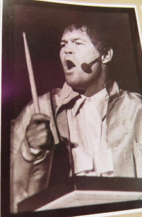 David Jones Personal Collection Framed Poster - Micky Dolenz