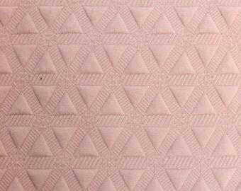 Blush Jacquard Knit Stretch Fabric - Style 470