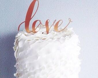 Love Cake Topper Wedding TopperLyricsI You Like I
