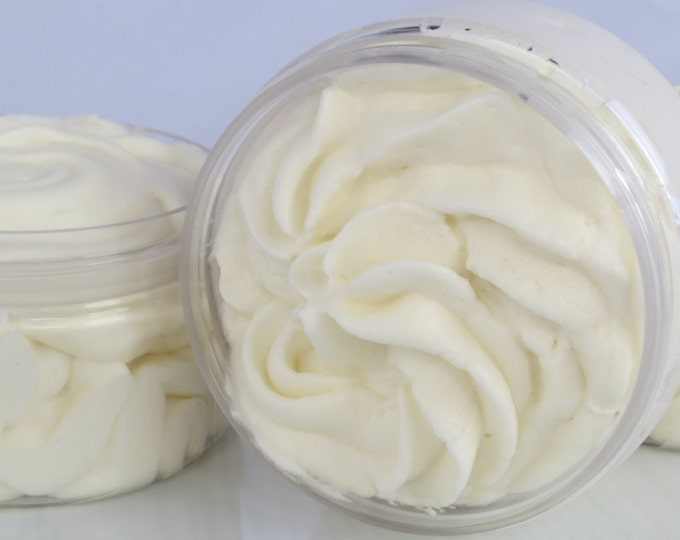 Hair and Body Whipped Shea Butter - 120ml