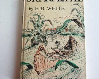Vintage Children's Book, Stuart Little