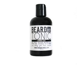 Lumberjack Beard Tonic - 4oz