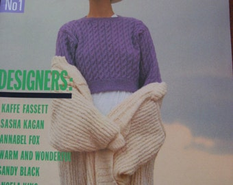 Rowan knitting Book No. 1 Lowest price on internet.