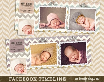 Facebook Timeline Cover for photographers INSTANT DOWNLOAD