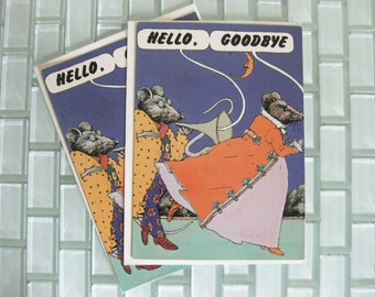 Beatlegraphics Hello, Goodbye - Lennon McCartney Card 1967