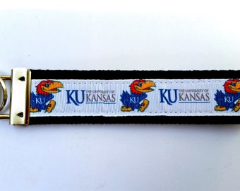 University of Kansas Jayhawks Keychain