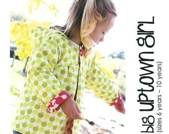 Pattern - Uptown Girl (Big) Reversible Jacket Pattern (MP025) by Make It Perfect
