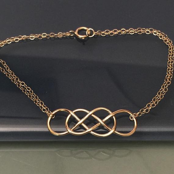 Infinity Bracelet ◅ ▻