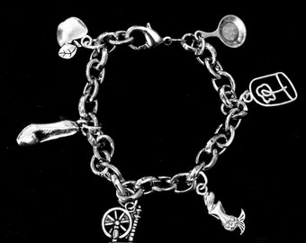 Princess Inspired Charm Bracelet