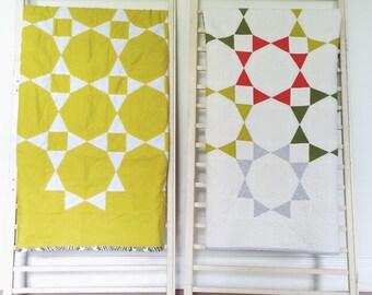On Point Modern Quilt Pattern
