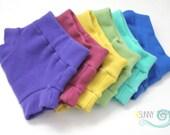 Hand Dyed Merino Wool Diaper Cover - Diaper Soaker