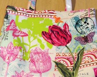 Shopping Bag, Tote Bag, Laminated Cotton Bag, Medium Size