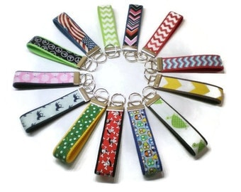 Wholesale key fobs. Wholesale key chains. Wholesale accessories. Qunatities of 50 plus NON-PERSONALIZED.  Party favors!