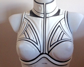 Star Wars Stormtrooper Inspired Corset