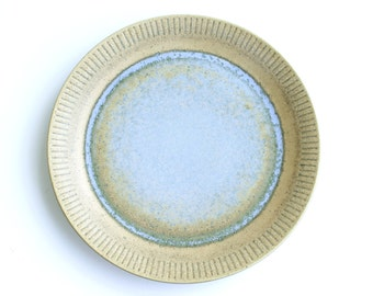 Knabstrup Denmark Nøddebo Bread & Butter Plate Danish Modern