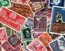 60 Diff Germany Postage Stamps, German Stamps, German Postage Stamps, Postage Stamps, Stamps, Scrapbooking