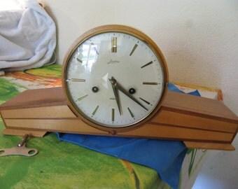 Junghans chimney clock