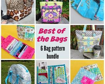 Best of the Bag Bundle - 6 patterns