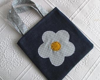 Girl's bag,denim bag for little girl