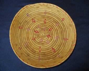 Native American Southwest Woven Basket