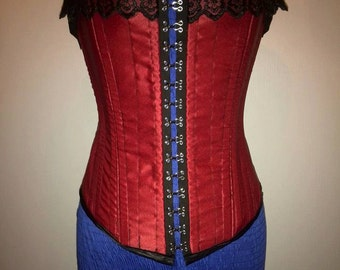 MADE-TO-ORDER Moulin Rouge Corset