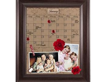 wall calendar framed wall calendar