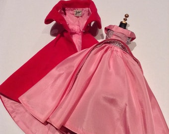 "Beautiful Vintage Barbie Dress ""Sophisticated Lady"""