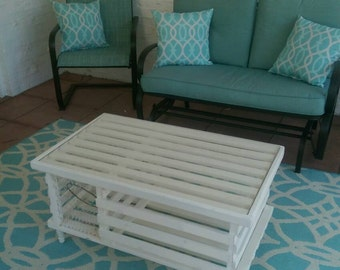 Lobster Trap Coffee Tables and Nautical Items by MaineLobsterTrap