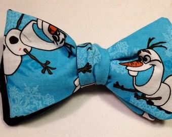 Kids Olaf Freestyle  Bow Tie