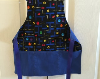 Children's Reversible craft aprons