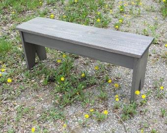Bench / Veranda Bench / Pine Bench / wooden Country Bench