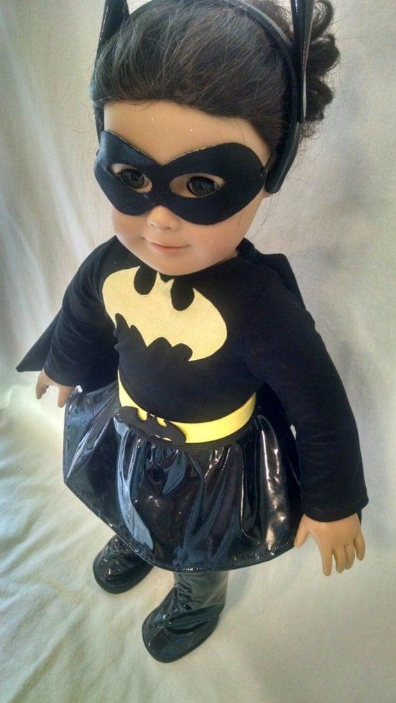 All American Girl Costumes Batgirl Costume For American