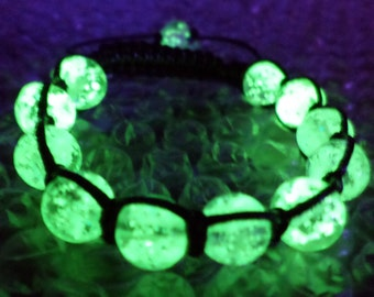 Free, Glowing Bracelet, Glow in the dark Bracelet, Glow in the dark jewelry