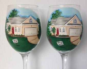 Just Sold Housewarming Glassware