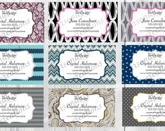 Personalized Business Cards made for Thirty-One Gifts - More prints available