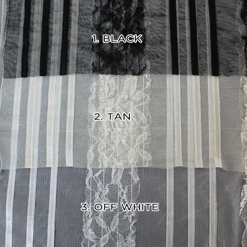 Band stripe lace fabric fabric by the yard or wholesale lace for Cheap fabric by the yard