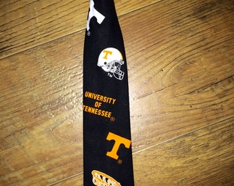 University of Tennessee/Vols/Volunteers/boys Tie/UT/Basketball/Baseball Toddler tie, matching father and son tie, perfect for family photos