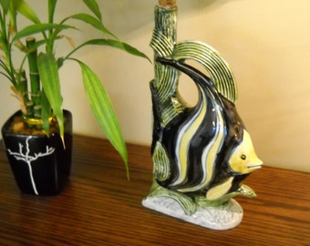 Fish Decanter Made in Italy