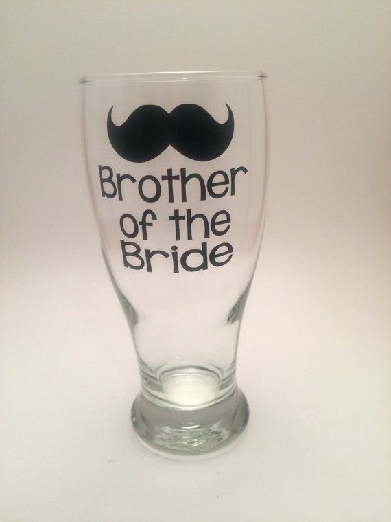 Brother Wedding Gift: Brother Of The Bride Gift Brother Wedding By