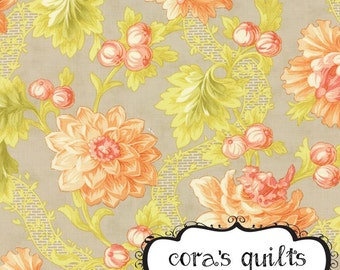 Floral September Garden Grey - Somserset by Fig Tree Quilts for Moda Fabrics - 20230 18