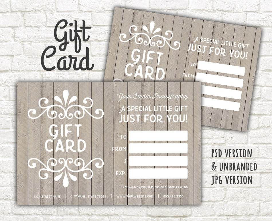 Gift certificate | Etsy