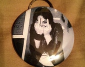 """NEW Product* Large 2-1/4"""" Joan Jett The Runaways Bottle Opener and Keychain"""